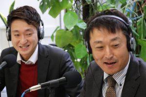 事業承継支援 ラジオ番組「たくのつながりラジオ」 MCはチームづくりコーチ 香西拓也 12月のゲストは株式会社クイック 代表取締役小林敦郎さん、息子さんの莉人さん親子がご出演。親族承継に向け父が事業の想いを語り、息子が覚悟を持つ。親族での事業承継最大のキモがリアルに語られています。