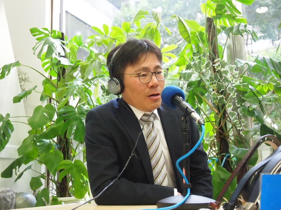 事業承継専門ラジオ 株式会社ホット 石田貴之さんがゲスト 親族承継