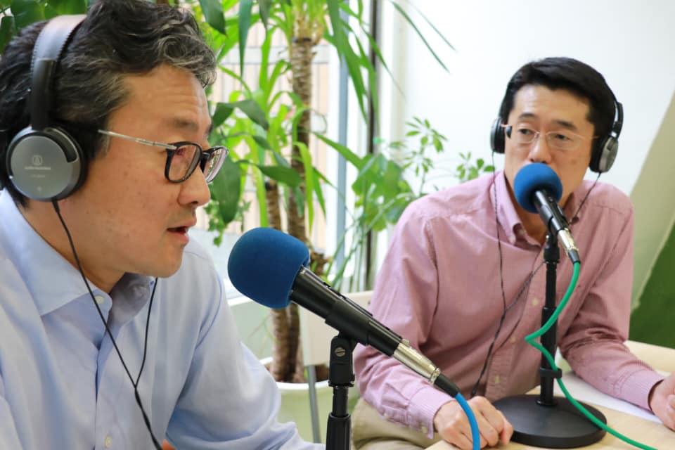 事業承継専門ラジオ番組 たくのつながりラジオ 株式会社事業承継ナビゲーター 代表取締役副社長 長坂道弘さんがゲスト
